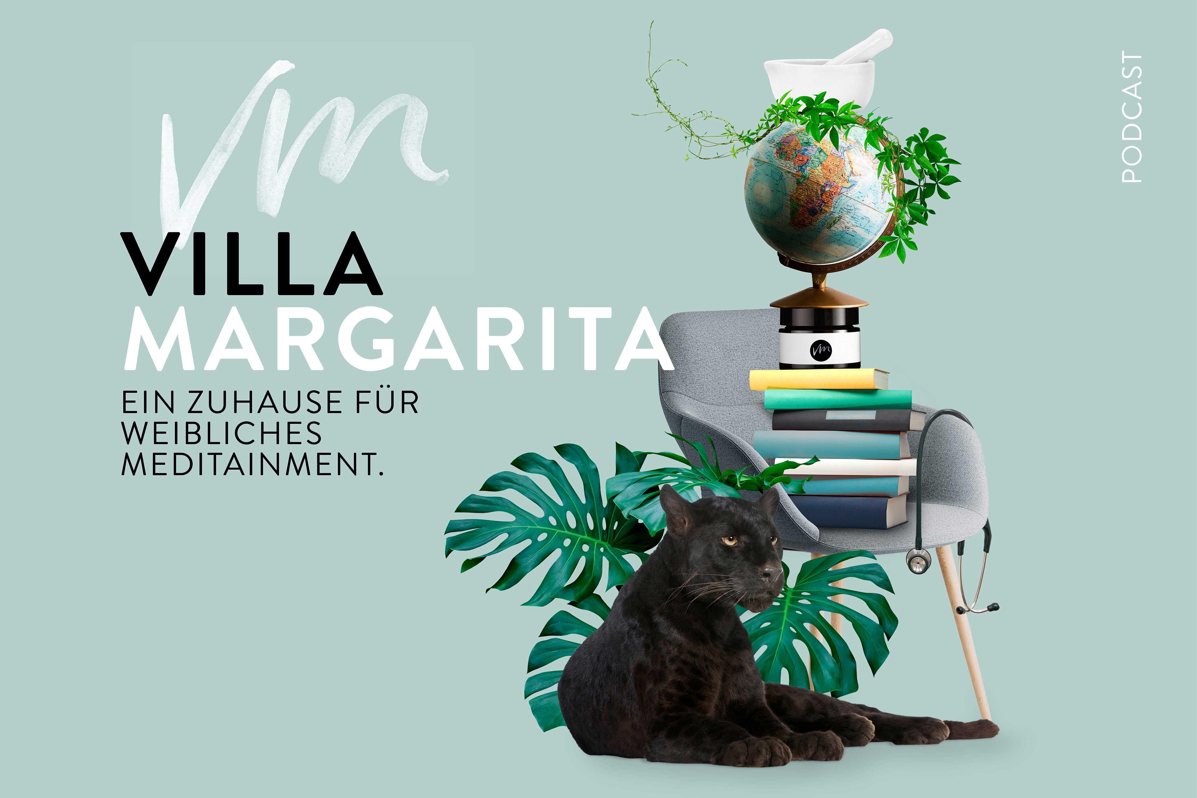 Villa Margarita - ein Zuhause für weibliches Meditainment