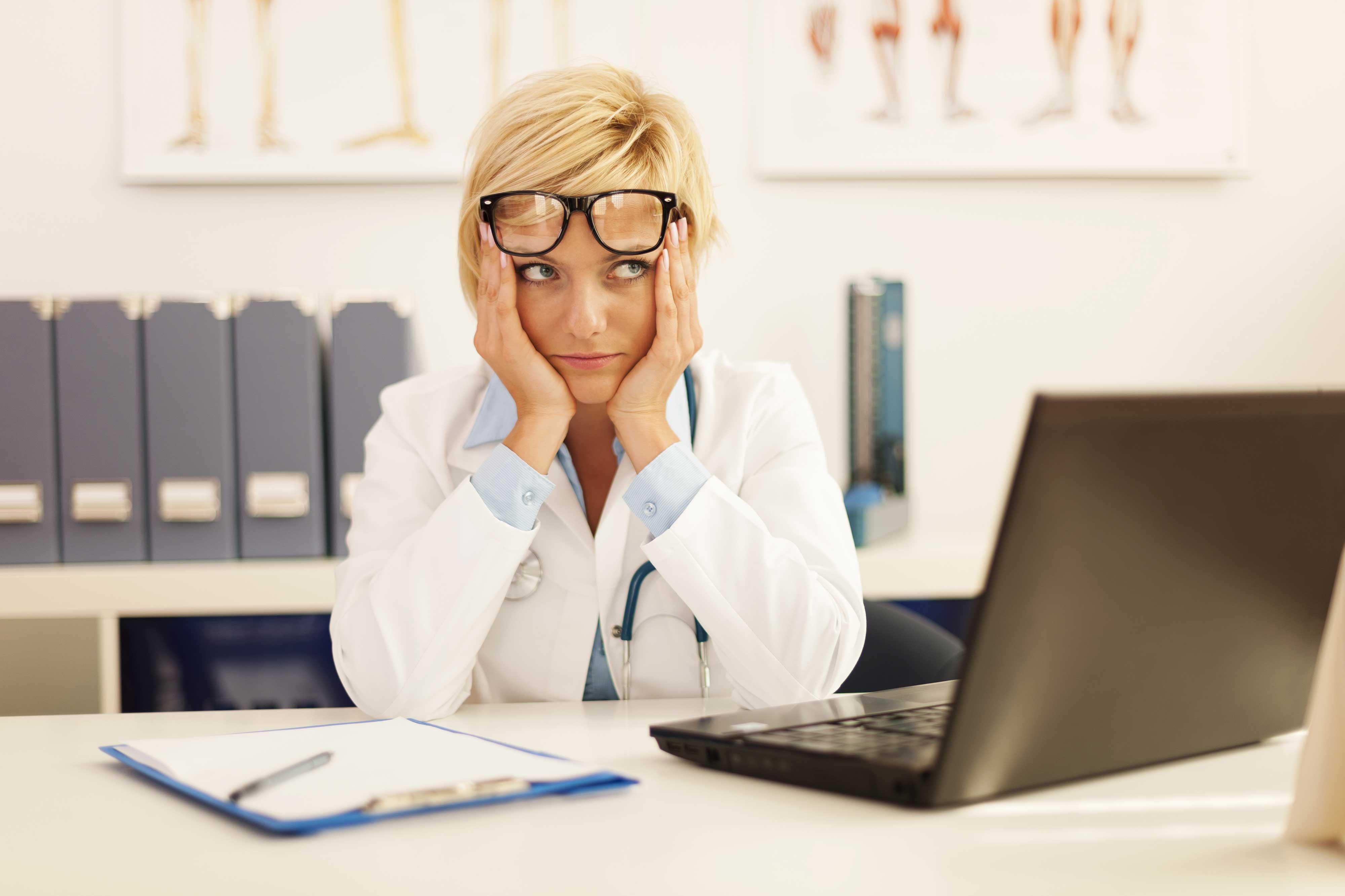 Gesundheitsmanagement und Stressvermeidung in der Arztpraxis