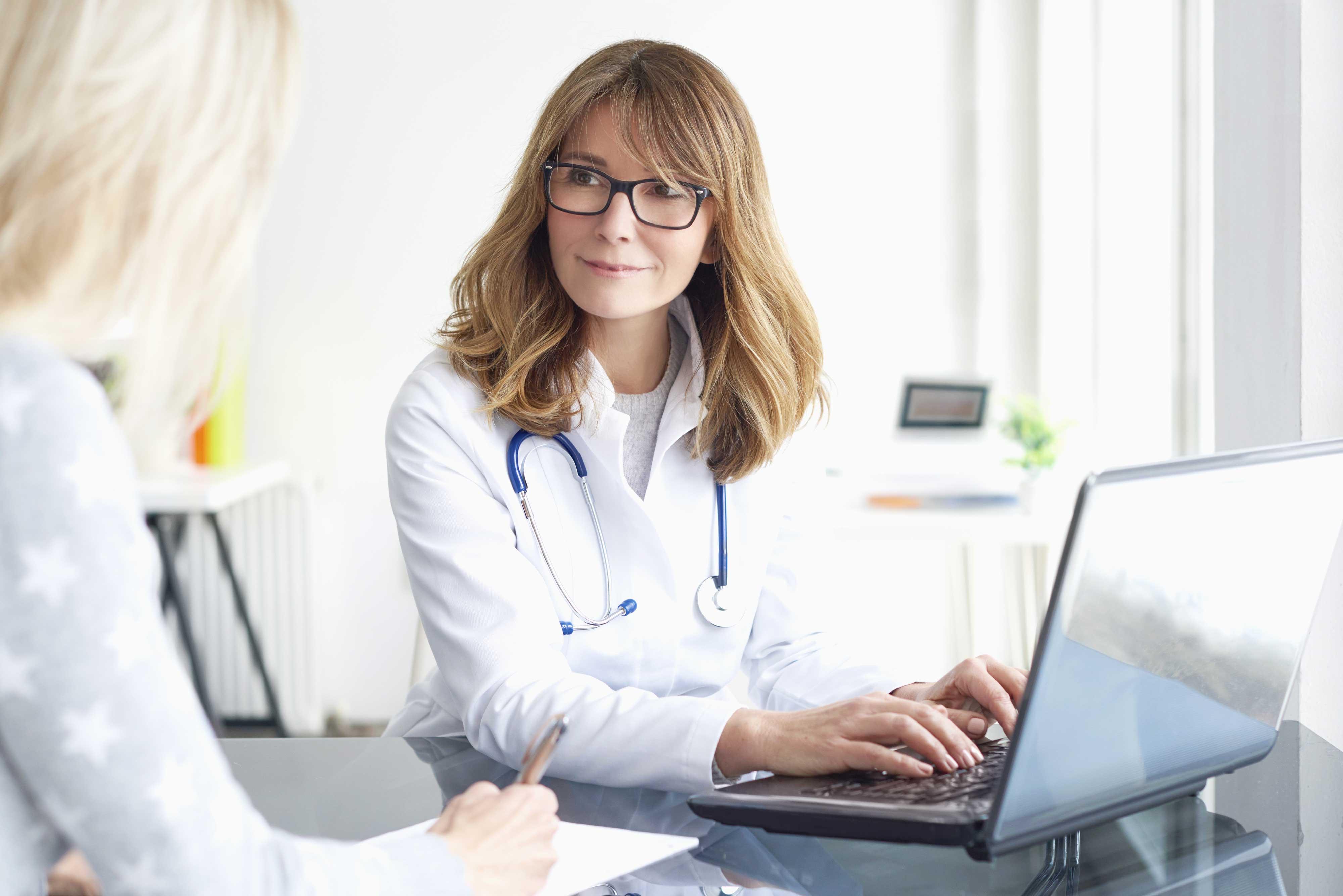 Wie überzeuge ich meinen Doktor oder meine Ärztin?